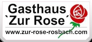 Logo von Gasthaus Zur Rose